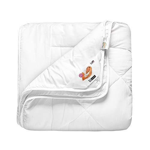 Meisterhome Soft Touch 4 Jahreszeiten Bettdecke Mikrofaser - 155x220 cm