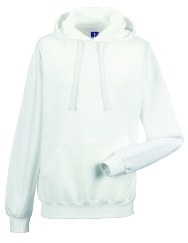 Z575N felpa con cappuccio-shirt cappuccio pallanuotista Russell White