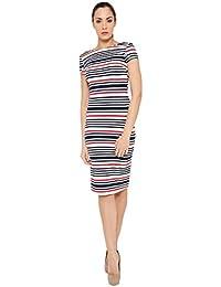 Tantra DRESS9517, Vestido Casual para Mujer, Azul, S