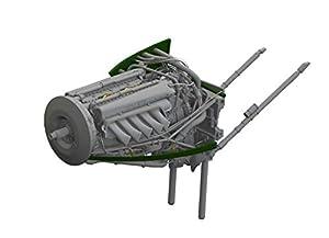Eduard EDB632090 BIGSIN 1:32-Mosquito FB MK.Vi Motores, Kit de Modelo de latón, Varios