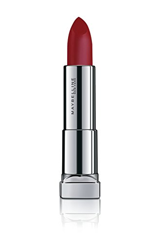 Maybelline New York Color Sensational Powder Matte Lipstick, Cherry Chic, 3.7g