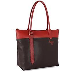 Baggit Women's Shoulder Bag (Brown) ()