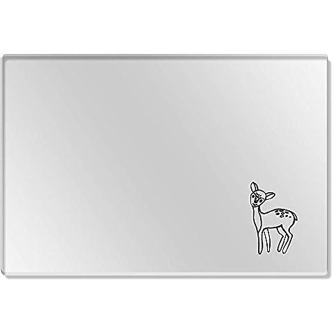 1 x 'Cerfs Bébé' set de table transparent (CR00091286)