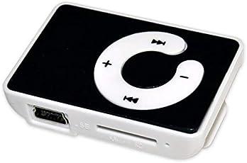 Captcha Mini Clip MP3 Player with Micro TF/SD Card Slot