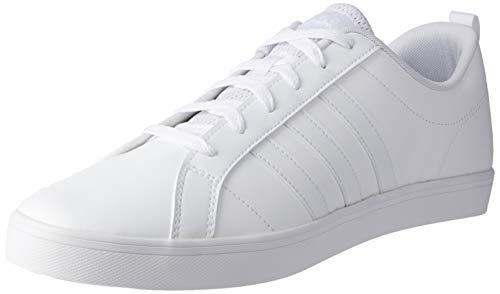 Adidas-basketball-schuh Weiß (adidas Herren VS Pace Fitnessschuhe, Weiß (Blanco 000), 47 1/3 EU)