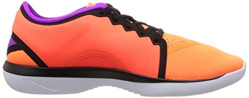 Nike Wmns Lunar Sculpt, Chaussures de Gymnastique Femme Naranja (Ttl Crmsn / Blk-Ttl Orng-Hypr Vl)