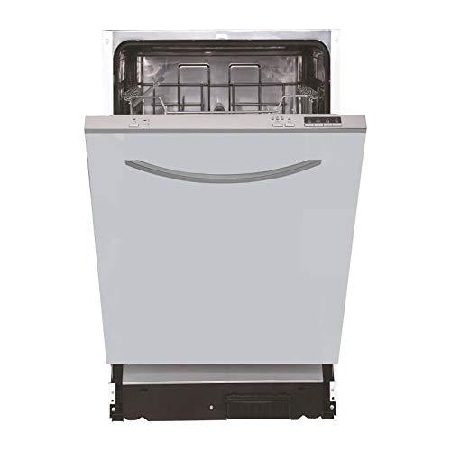 CONTINENTAL EDISON celv1047fi2 - Lave Vaisselle Tout encastrable - 10 Couverts - 47 DB - a+ - larg...