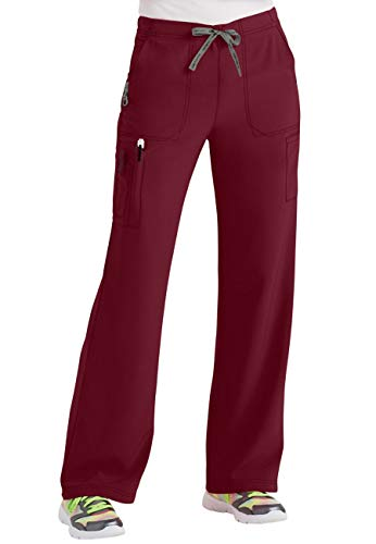 Smart Uniform Trouser R5110 Scrub (M, Merlot) -