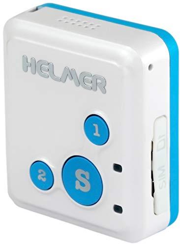 Helmer LK503 Persönlicher GPS-Tracker Weiß