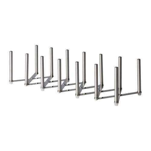 """IKEA Deckelhalter \""""Variera\"""" - Edelstahl"""