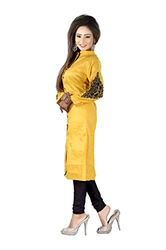 Vipa Enterprise Women's Clothing Designer Party Wear Low Price Sale Offer Cotton Kurtis Free Size Top Tunic Kurti | Kurta