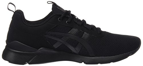 Asics  Gel-lyte Runner, Gymnastique  mixte adulte Noir (Black/Black)