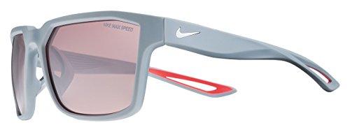 Nike Herren Fleet E Ev 018-55-16-135 Sonnenbrille, Weiß, 55