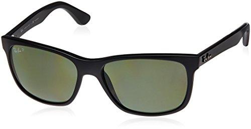 Ray-Ban Rb4181 Wayfarer Sonnenbrille, Black (Schwarz)
