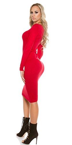 KouCla - Robe - Femme Rouge