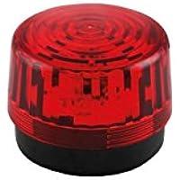 Velleman 640920 LED Blitzlicht, 12 VDC, Rot