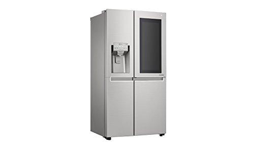 Lg Amerikanischer Kühlschrank Preis : Lg electronics instaview gsx neaz side by side a