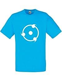 The Sharingan, Imprimé des hommes T-shirt