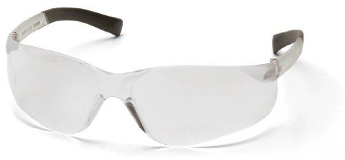 Pyramex Safety Mini Ztek S2510SN Lunettes de sécurité pour visages étroits verres non teintés Femme/enfant