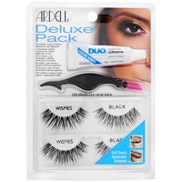Deluxe Pack by Ardell Wispies Black