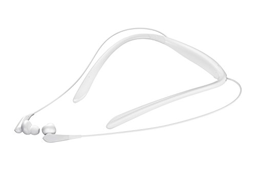 Samsung Level U Pro Wireless In-ear Headphones with Noise Cancelling, Microphone, and UHQ Audio, White Image 6