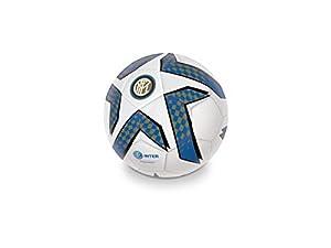 Mini Inter F.C. Pro - Balón de Costura (Talla 2, 150 g)