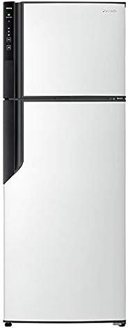Panasonic Freezer on Top Refrigerator, 448 L, White, NR-BE647AWSA