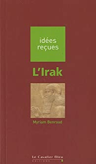 L'Irak par Myriam Benraad