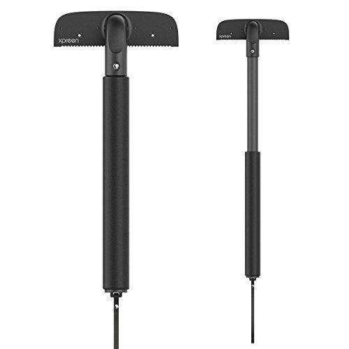 Afeitadora de Espalda, XPREEN Afeitadora de Espalda Elástica para Hombre Maquinilla de Afeitar Ajustable de Alta Calidad Fácil de Usar y Sin Dolor