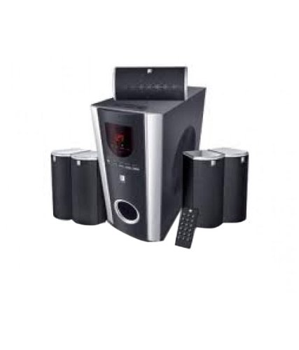 Iball Booster BTH with Bluetooth 4.0 /USB / SD / FM / Remote 5.1 Multimedia speakers with Digital touch buttons