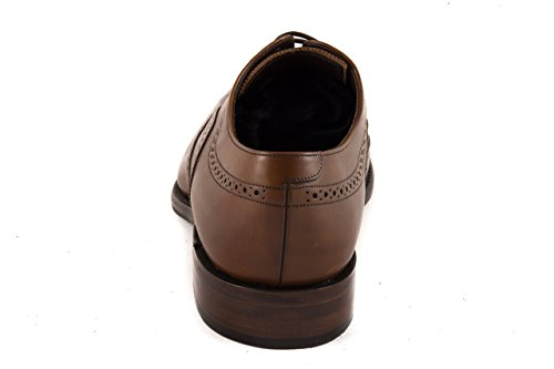 Loake Heston, Chaussures homme Acajou