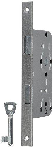 HSI 286310.0 Einsteckschlösser für Zimmertüren Stulpe eckig rechts BB 72mm 1 St
