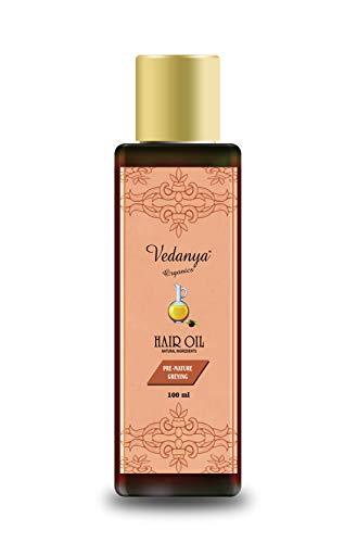 Vedanya Organics Pre-mature Greying Hair Oil 100 ml