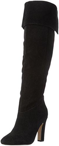 Aldo Women's Rixon Long Boots, Black (Black Suede), 6 UK 39 EU