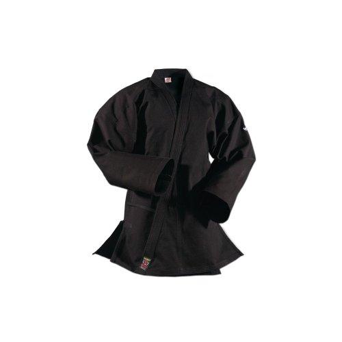 DanRho Ju Jutsu Anzug Shogun Plus - schwarz, Größe:170 cm;Farbe:Schwarz