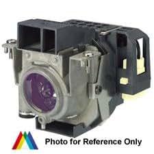 Lampe compatible NP02LP pour vidéoprojecteur NEC NP-40G