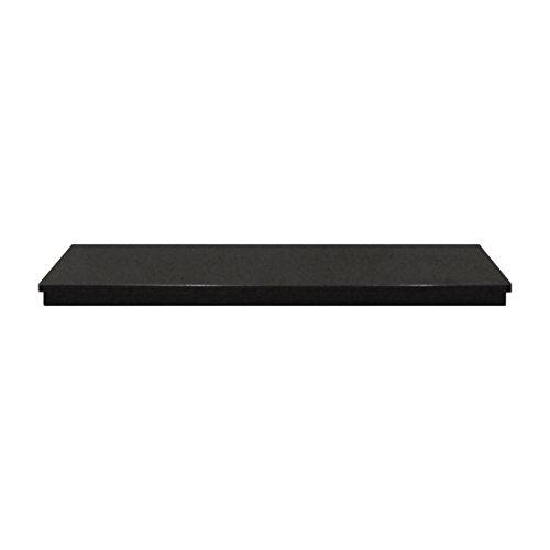 31qXXeyCC8L. SS500  - Adam Granite Stone Hearth in Black, 36 Inch