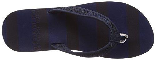 Napapijri Lele, Tongs femme Bleu - Blau (blue graphite N60)