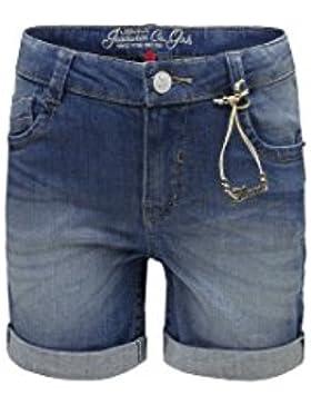 Lemmi Mädchen Bermuda Shorts Jeans Girls Mid