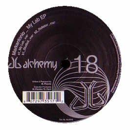 My Lab Ep [Vinyl Single] - Alchemy Lab