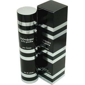 Yves Saint Laurent Rive Gauche pour Homme 125 ml Eau de Toilette Neuf 100% Authentique sous Blister