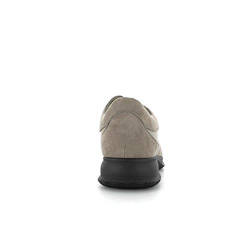 Scarpe moda donna con suola in gomma fg25101-2i Camel