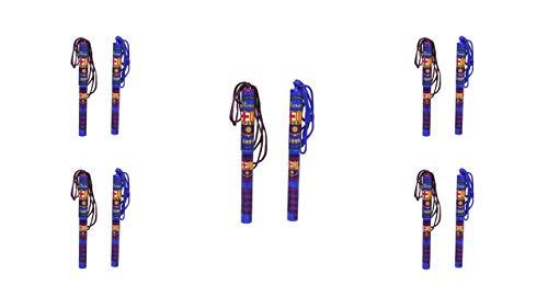 2411; pack 10 boligrafos FC barcelona; Producto oficial, dimensiones 13x1,5x1 cm