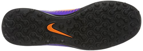 Nike 831971-585, Scarpe da Calcetto Uomo Multicolore (Purple Dynasty/Bright Citrus/Hyper Grape)