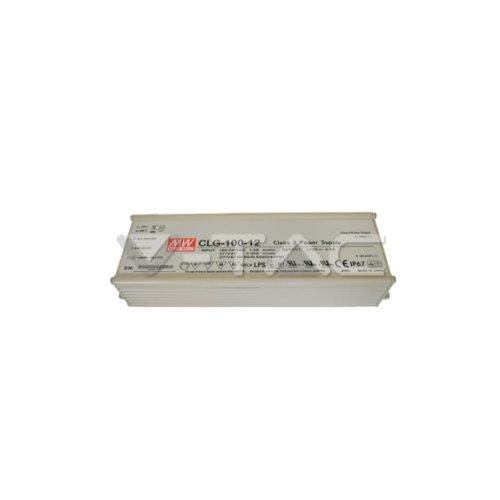 AC 100-240V DC 12 V 5 A 100 W LED fuente de alimentación por componentes controlador Meanwell resistente al agua