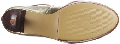 P1 65, Sandales femme Or (Tan Gold)