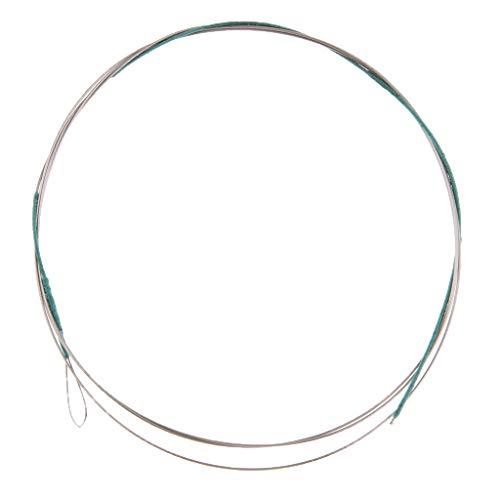 Stahlkern Banhu Chinesische Violin String Saite, Ideal für Banhu Erhu Spieler, Gute Haltbarkeit - Innensaite