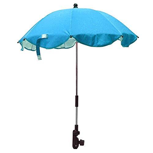 Universal Sonnenschirm Sonnenschutz Für Kinderwagen & Buggy, UV Schutz, Universal Schirm, Sonnensegel, Kinderwagen-Zubehör - Zuverlässiger Schutz Der Daten