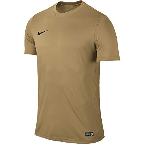 Nike Kinder Park Vi Trikot,725984-738,Braun (Jersey Gold / Negro),M