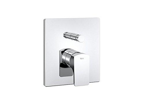 Roca L90 – grifo monomando empotrable de 1/2″ para baño y ducha. a completar con rocabox 525869403 . Griferías hidrosanitarias Monomando. Ref. A5A2701C00